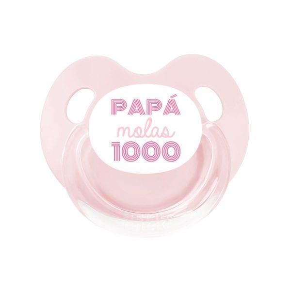 dia del padre chupete papa molas mil rosa