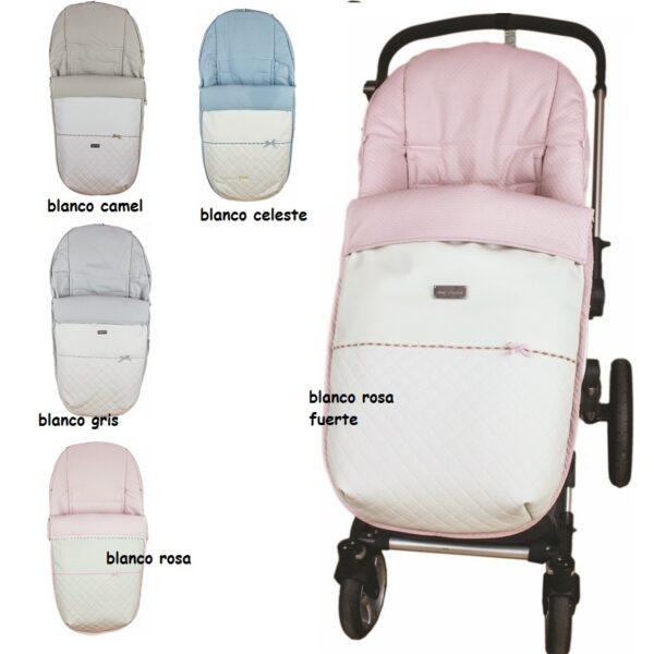 saco silla universal 582 ecopiel en 5 colores