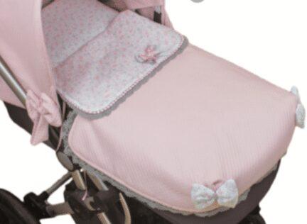 colcha de coche rosa 701