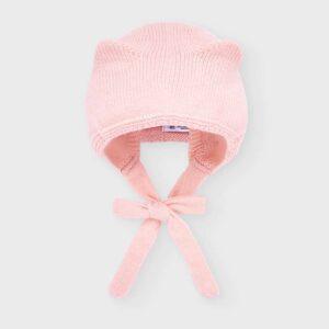 Gorrito capota tricot nina Rosa baby mayoral